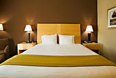 Holiday Inn Express & Suites BORGER - King Bed Guest Room