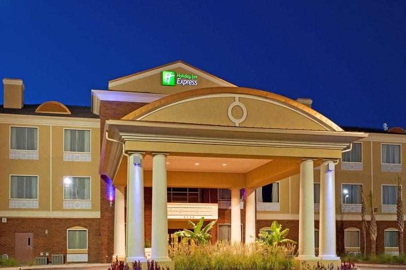 HOLIDAY INN EXP STES FOLEY