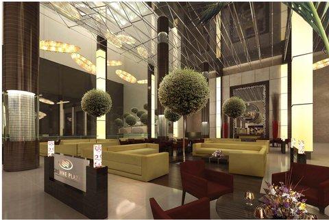 Crowne Plaza RIYADH - ITCC - Lobby Lounge