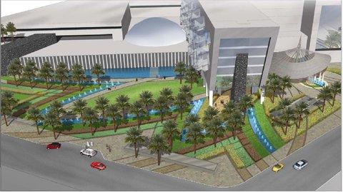 Crowne Plaza RIYADH - ITCC - Exterior Feature