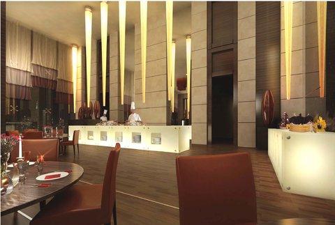 Crowne Plaza RIYADH - ITCC - Breakfast Bar