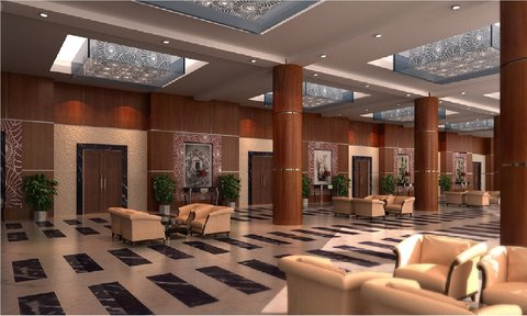 Crowne Plaza RIYADH - ITCC - Pre-function Area