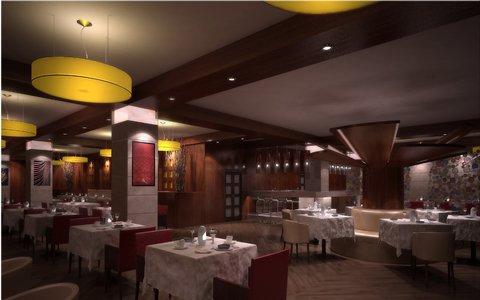 Crowne Plaza RIYADH - ITCC - Family Dining