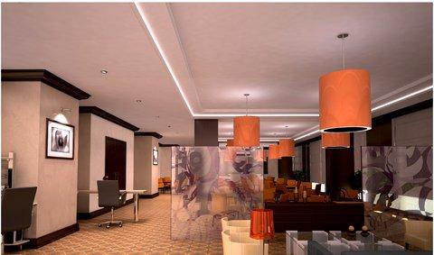 Crowne Plaza RIYADH - ITCC - Club Floor Lounge