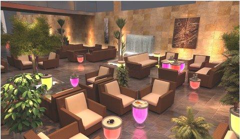 Crowne Plaza RIYADH - ITCC - Caf