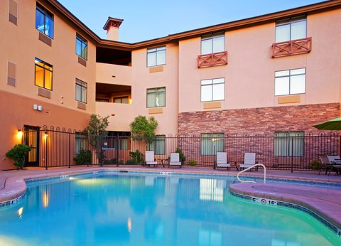 Holiday Inn Express & Suites ST. GEORGE NORTH - ZION - Great swimming pool area at our St George hotel