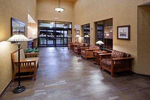 Holiday Inn Express & Suites ST. GEORGE NORTH - ZION - St George Hotel  Welcome to Utah s Dixie