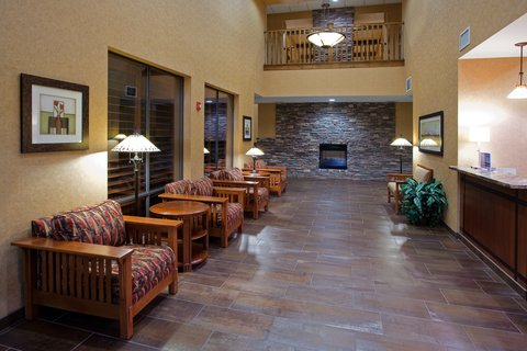 Holiday Inn Express & Suites ST. GEORGE NORTH - ZION - St George Hotel  the Gateway to Zion National Park