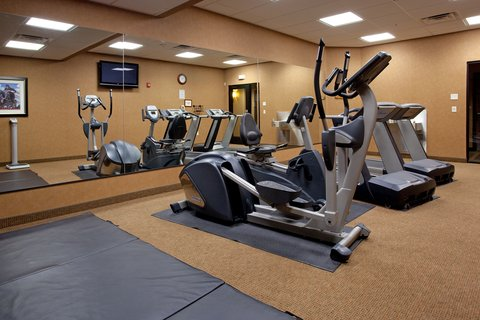 Holiday Inn Express & Suites ST. GEORGE NORTH - ZION - St George Hotel  Fitness Center