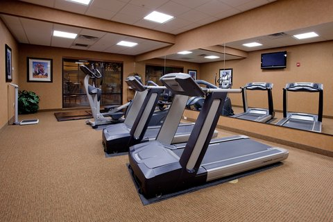 Holiday Inn Express & Suites ST. GEORGE NORTH - ZION - St George Hotel  24 Hour Fitness Center