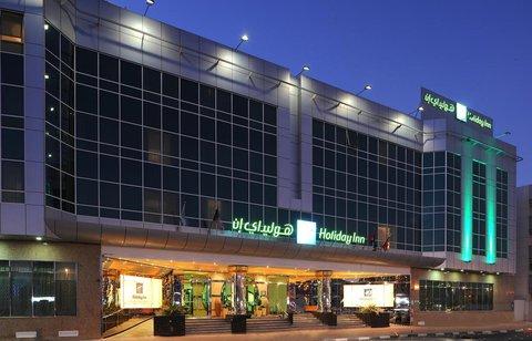 Holiday Inn BUR DUBAI - EMBASSY DISTRICT - Stay Welcome