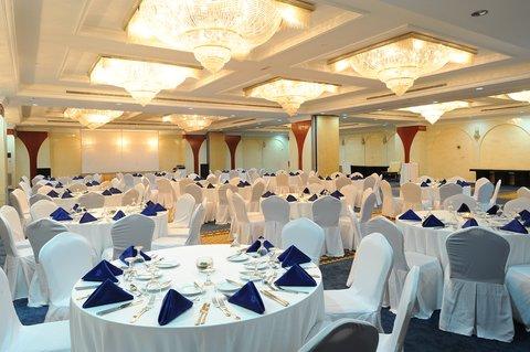 Holiday Inn BUR DUBAI - EMBASSY DISTRICT - Ballroom