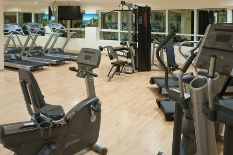 Holiday Inn BUR DUBAI - EMBASSY DISTRICT - Stay fit in our well equipped Gym with Sauna   Steam rooms