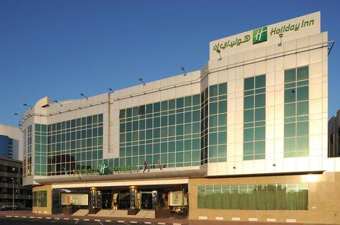 Holiday Inn BUR DUBAI - EMBASSY DISTRICT - Centrally located in the heart of Dubai
