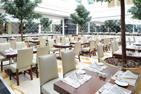Holiday Inn BUR DUBAI - EMBASSY DISTRICT - Restaurant