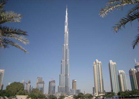 Holiday Inn BUR DUBAI - EMBASSY DISTRICT - Don t miss Burj Khalifa  world s tallest tower