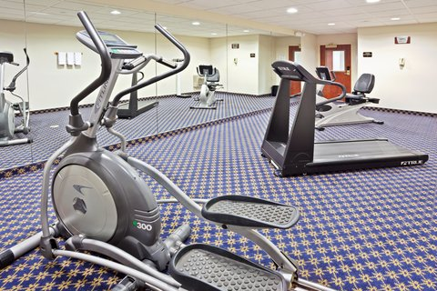 Holiday Inn Express ELLENSBURG - Fitness Center