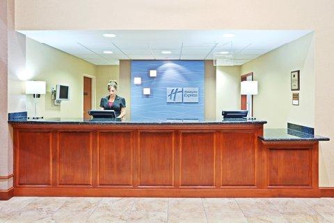 Holiday Inn Express ELLENSBURG - Front Desk