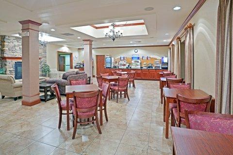 Holiday Inn Express ELLENSBURG - Breakfast Area