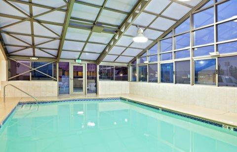 Holiday Inn Express ELLENSBURG - Swimming Pool