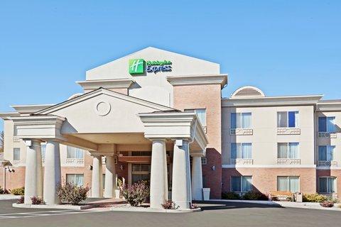 Holiday Inn Express ELLENSBURG - Hotel Exterior