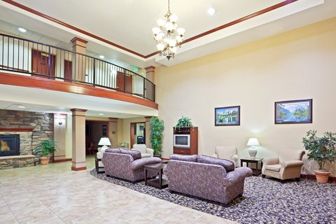 Holiday Inn Express ELLENSBURG - Hotel Lobby