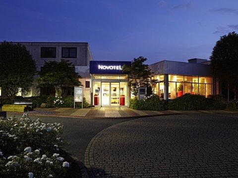 Novotel Coventry M6/J3 - Exterior