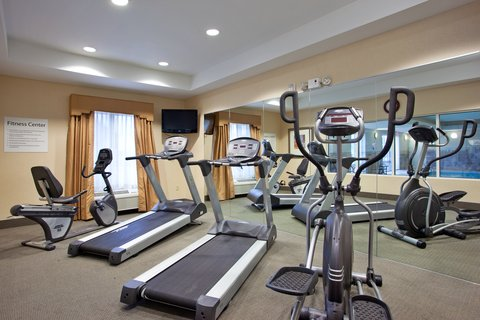 Holiday Inn Express & Suites DAYTON SOUTH FRANKLIN - Work out in our well-equipped Fitness Center