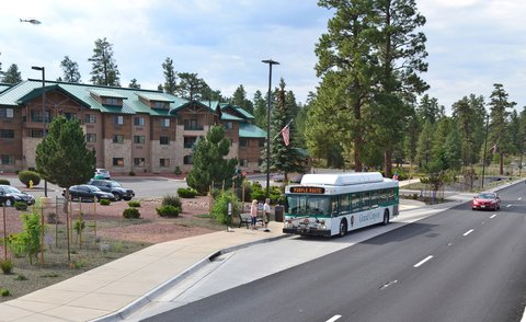 Holiday Inn Express & Suites GRAND CANYON - Free shuttle service to the Grand Canyon running 5 23 15-9 25 15