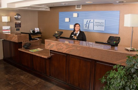 Holiday Inn Express & Suites GRAND CANYON - Front Desk