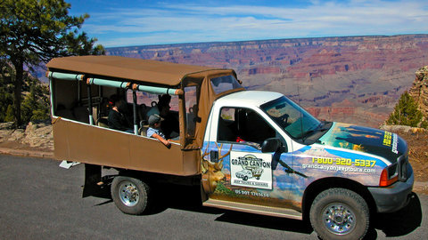 Holiday Inn Express & Suites GRAND CANYON - Experience the back roads of the Grand Canyon in an open air jeep