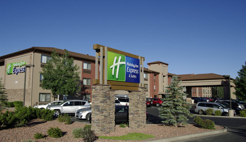 Holiday Inn Express & Suites GRAND CANYON - Welcome to the Holiday Inn Express  - 1 mile from park entrance