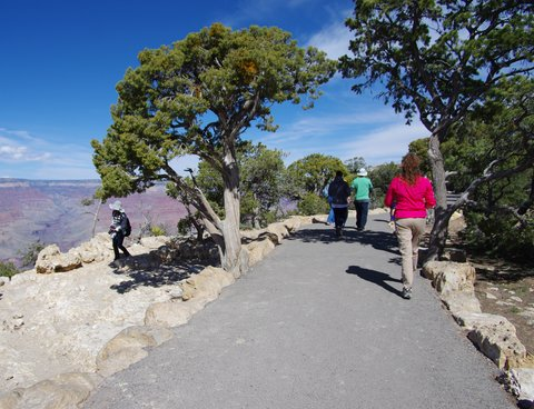 Holiday Inn Express & Suites GRAND CANYON - Worldclass hiking on the Greenway Trail of the South Rim