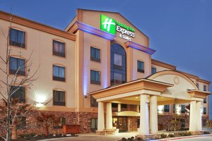 Holiday inn express hotel suites denton tx see discounts for Holiday inn near texas motor speedway