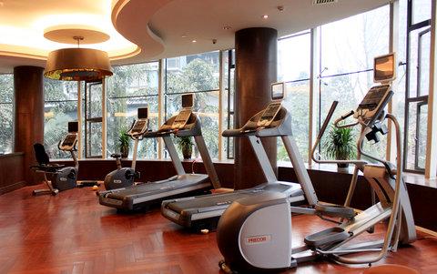 Crowne Plaza CHONGQING RIVERSIDE - Fitness Center