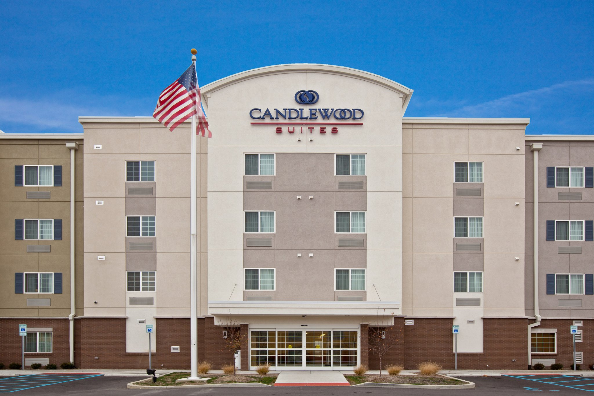 Candlewood Suites - Indianapolis East