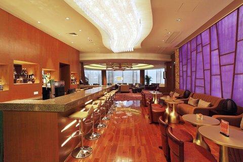 Crowne Plaza CHONGQING RIVERSIDE - Bar and Lounge