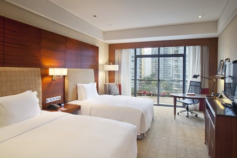 Crowne Plaza CHONGQING RIVERSIDE - Double Bed Guest Room