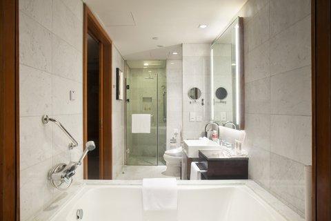 Crowne Plaza CHONGQING RIVERSIDE - Guest Bathroom