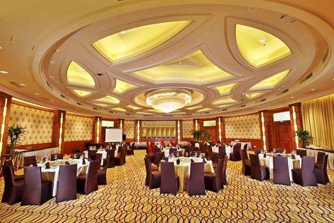 Crowne Plaza CHONGQING RIVERSIDE - Ballroom