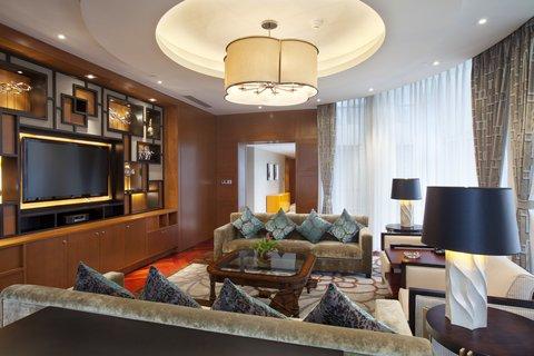 Crowne Plaza CHONGQING RIVERSIDE - Presidential Suite