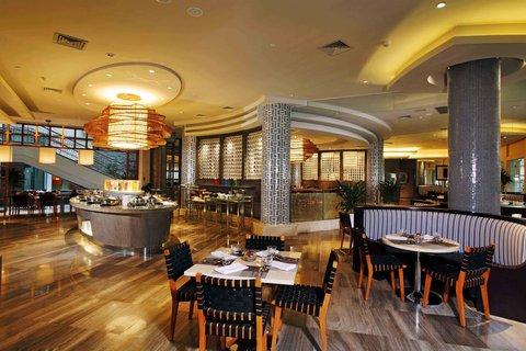 Crowne Plaza CHONGQING RIVERSIDE - Breakfast Area