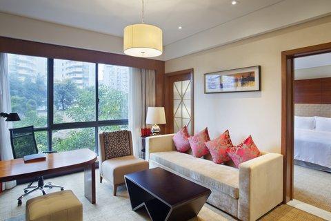 Crowne Plaza CHONGQING RIVERSIDE - Suite