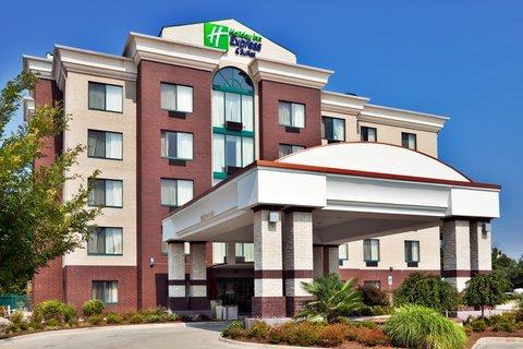 Holiday Inn Express & Suites BIRMINGHAM - INVERNESS 280 - Holiday Inn Express Birmingham-Inverness Exterior