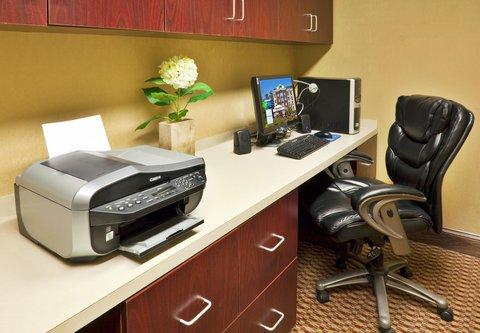 Holiday Inn Express & Suites BIRMINGHAM - INVERNESS 280 - Business Center