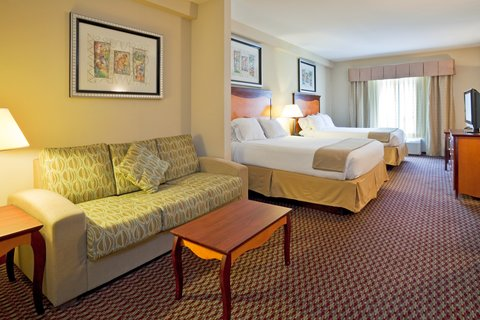 Holiday Inn Express & Suites BIRMINGHAM - INVERNESS 280 - King Suite