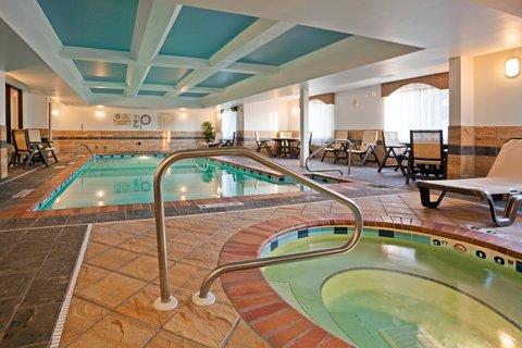Holiday Inn Express & Suites BIRMINGHAM - INVERNESS 280 - Indoor Whirlpool