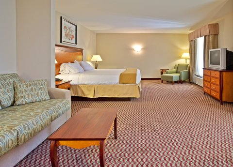 Holiday Inn Express & Suites BIRMINGHAM - INVERNESS 280 - Suite