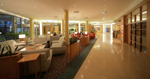 Holiday Inn BRNO - Hotel Lobby