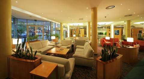 Holiday Inn BRNO - Guest Lounge